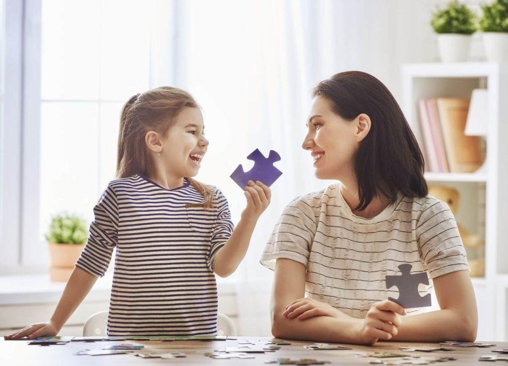puzzle jako prezent dla dziecka
